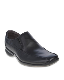 Hush Puppies Commend Loafers Black