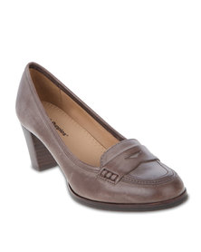 Hush Puppies Cameo Shoes Brown