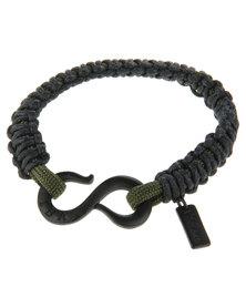 Icon Brand Underground Killa Bracelet Black