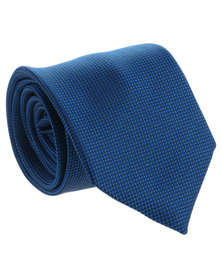 JCrew Semi Plain Tie Blue
