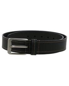 JCrew Formal Thick Belt Black