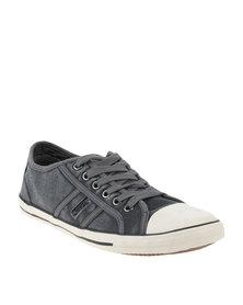 Jeep Carson Casual Sneaker Grey