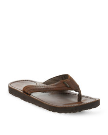 Jeep Dowell Slip-On Brown