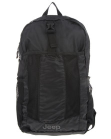 Jeep Everyday Backpack Black