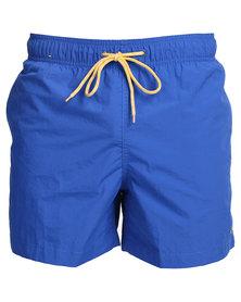 Jeep Swim Shorts Blue