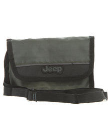 Jeep Passport Wallet Green