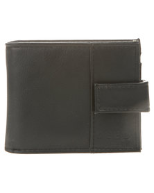 Jeep Wallet Black