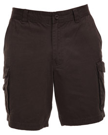 Jeep 21cm Inleg Shorts Brown