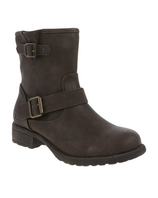Beautiful  Brand Too Jeep Womens Size 8 5 Brown Fashion Mid Calf Boots  EBay