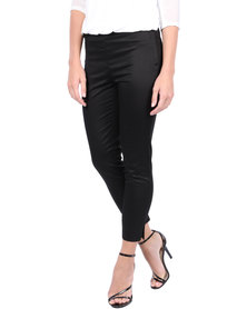 Jo Borkett Basic Trouser Black