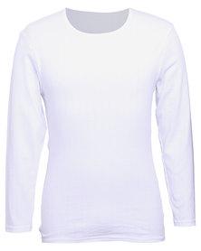 Jockey L/S Undershirt White