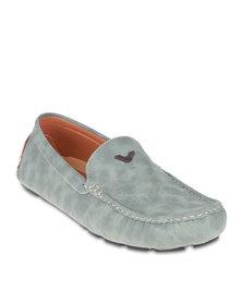 Jonathan D Island Loafers Ice Blue - Warehouse Sale