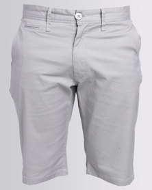 Jonathan D Romeo Chino Shorts Cement