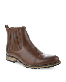 Jordan Captue Men's Boots Brown