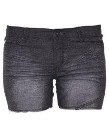Jorge Bleaker Gidget Shorts Black