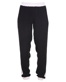 Jorge Reset Pants Black