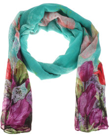 Joy Collectables Tulip Scarf Blue