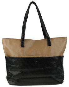 Joy Collectables Colour Block Shopper Bag Multi