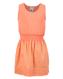 Just Add Sugar Olivia Dress Coral