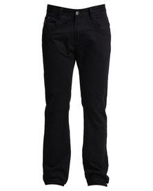 K7Star Colby Jeans Black