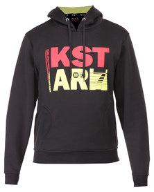 K7Star Hatch Hoodie Black