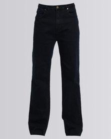 Klevas Classic Jeans Blue Black