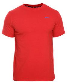 Klevas Turbo T-Shirt Red