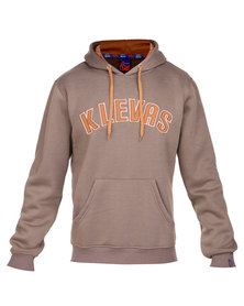 Klevas Snow Fleece Hoody Taupe