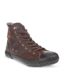 Klevas Nevada Sneakers Brown