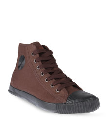 Klevas Footsack Sneakers Brown