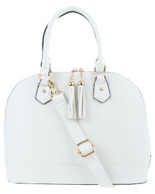 Klines Dome Bag White