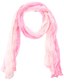 Klines Pastel Ombre Scarf Pink