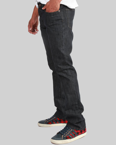 KR3W Basic KSlim Lights Denim Jeans Dark Blue
