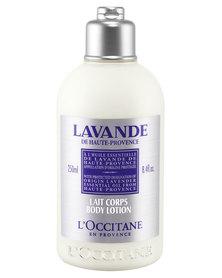 L'Occitane Organic Lavender Body Lotion 250ml