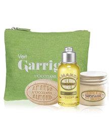 L'Occitane Almond Travel Gift Set