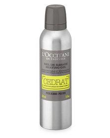 L'Occitane Cedrat Shaving Gel 150ml