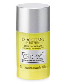 L'Occitane Cedrat Deodorant Stick 75g
