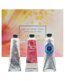 L'Occitane Happy Hands Trio Gift Set