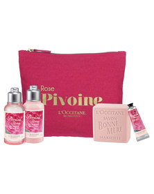 L'Occitane Romantic Pivoine Discovery Gift Set