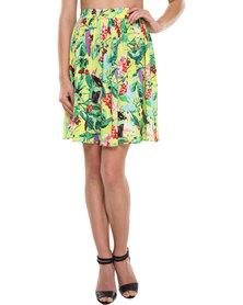 Leandra Designs Twin Set Skirt Multi