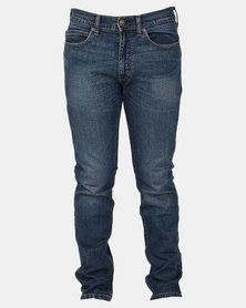 Lee Detroit Slim Leg Jeans Indigo