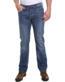 Lee Knox Slim Fit Jeans Blue