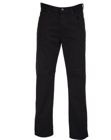 Lee Brooklyn Jeans Black