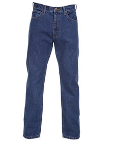 Lee Brooklyn Straight Leg Jeans Stonewash