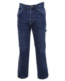 Lee Boss of the Road Jeans Blue
