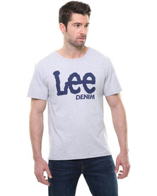 Lee Archive Tee Grey