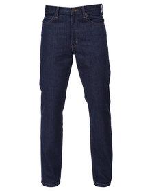 Lee Brooklyn Jeans Blue
