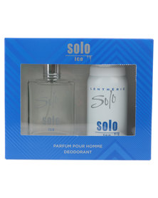 Lentheric Solo Ice 100ml with Free 125ml deo