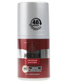 Lentheric  Masculin Intense Action Roll On Deodorant 50ml