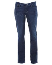 Levi's DC Bootcut Jeans Blue